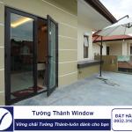 Giải pháp chống nóng mùa hè cho ngôi nhà của bạn với cửa nhôm XINGFA Tường Thành